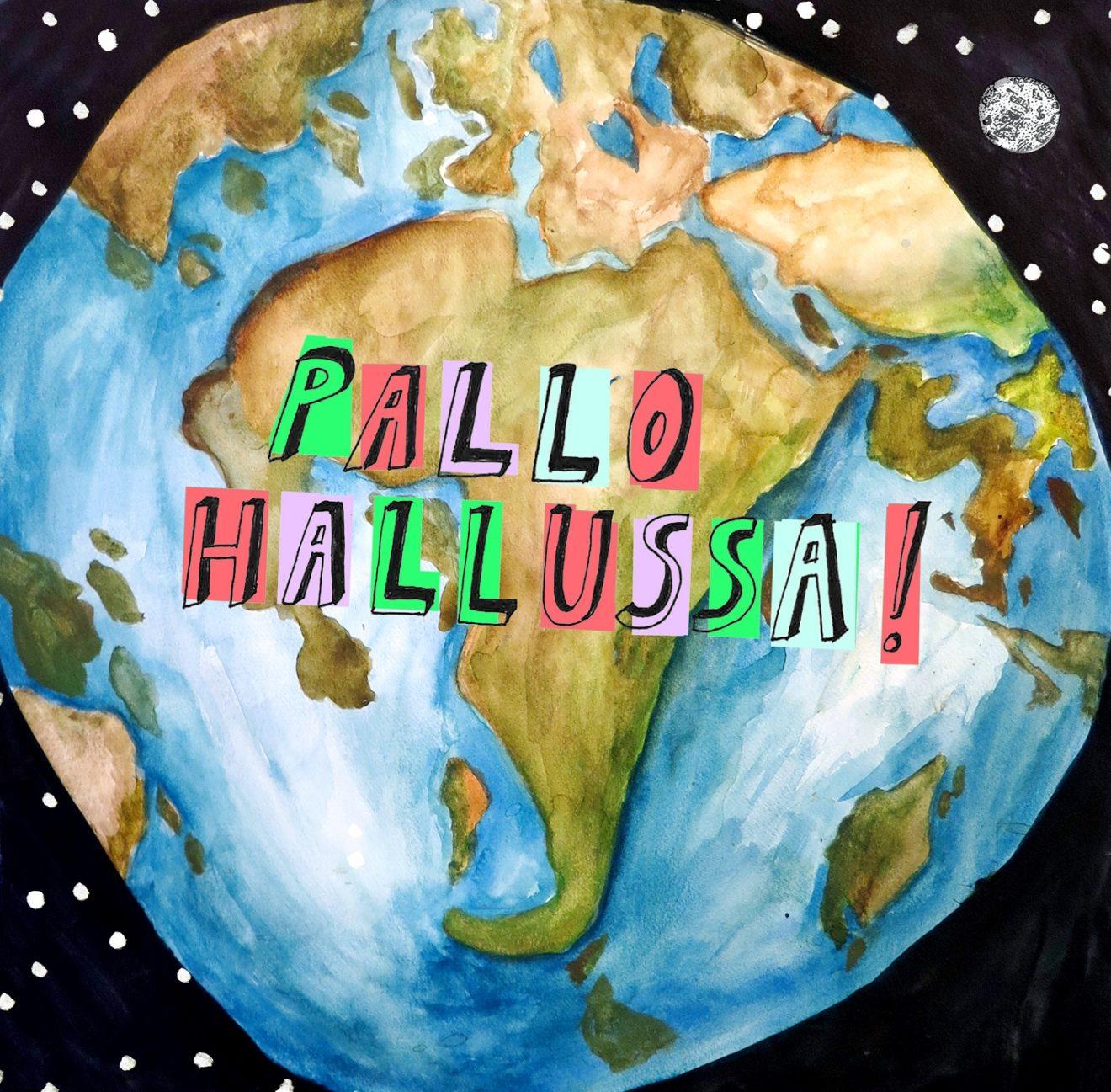 Pallo hallussa! maaliskuussa Tampere-talossa